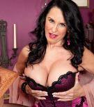 Suggestive 60+ Babe Rita Daniels Loves The Cock