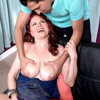 Katherine Merlot Is Back For More Meat stick & Cum