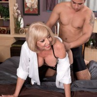 Older Milf Scarlet Andrews Is A Hot 60 + Babe